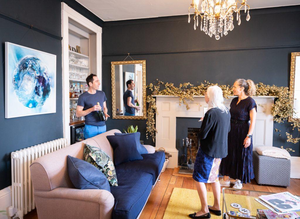 Hospitality Assured: Assessment Visit of Dorset House