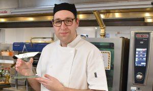 Grant Burton, Veggie Chef of the Year 2021